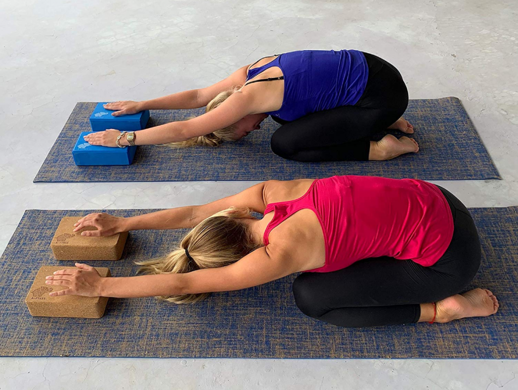 Yogablok Kurk
