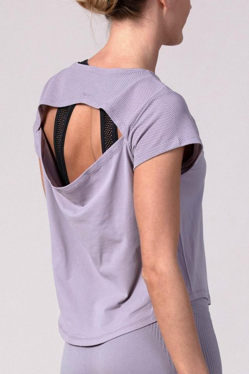 REVIVE Seamless Sport - Yoga Shirt FAFE - licht gewicht - duurzaam